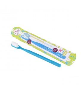 Brosse à dents écologique + tête rechargeable SOUPLE