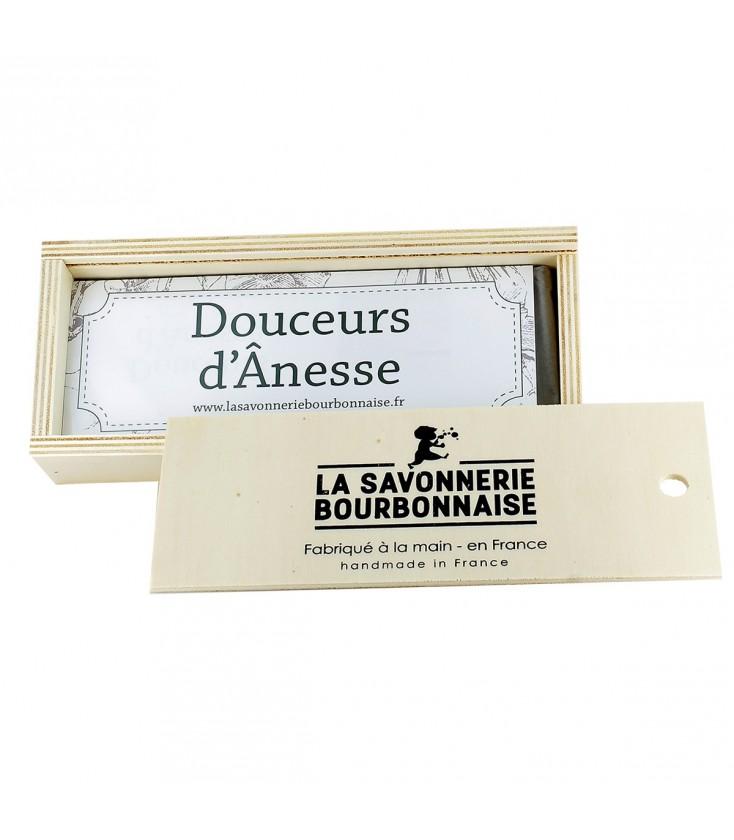 """Le coffret savon """"Douceurs d'Ânesse"""" 100% bio"""
