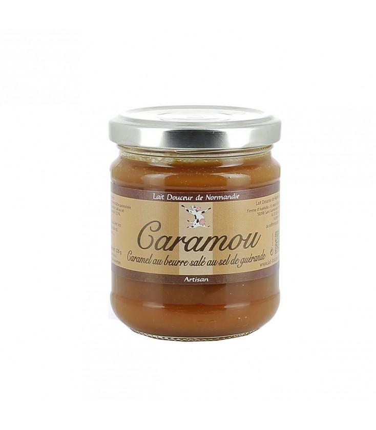 "Caramel à tartiner ""Caramou"" de Normandie"