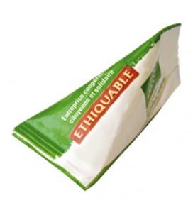 Bûchettes de sucre de canne blond bio & équitable