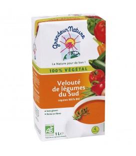 Velouté de Légumes du Sud bio & sans gluten
