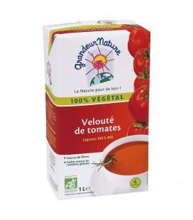 Velouté de tomates bio & sans gluten