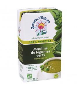 Mouliné de Légumes VERTS bio & sans gluten