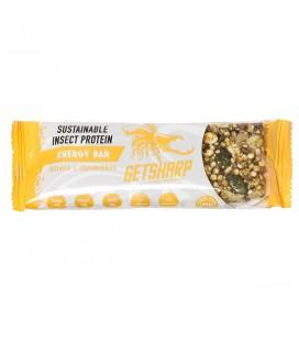 Barre énergétique Quinoa et Canneberge aux insectes bio
