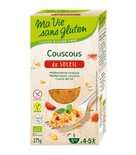 Couscous du soleil bio & sans gluten