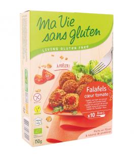 Falafels au coeur tomate bio & sans gluten