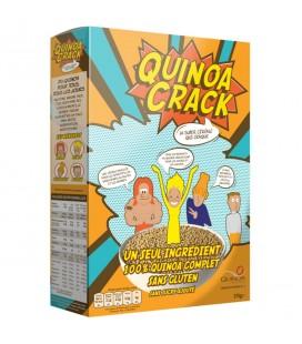 Quinoa crack, la super céréale qui craque