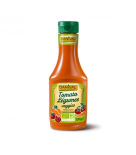 Sauce tomato-légumes veggies
