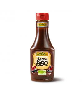 Sauce BBQ bio