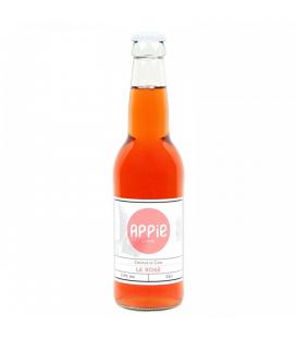 Cidre rosé bio