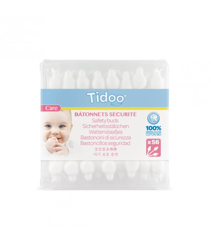 Bâtonnets sécurité bébé bio