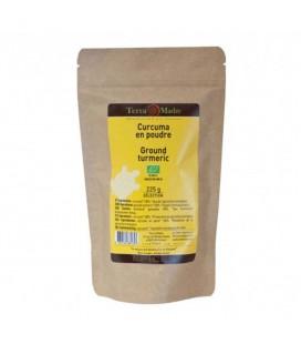 Curcuma en poudre bio, 225 g
