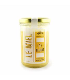 Miel de fleurs 100% français