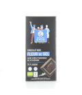 Chocolat noir bio & équitable à la fleur de sel