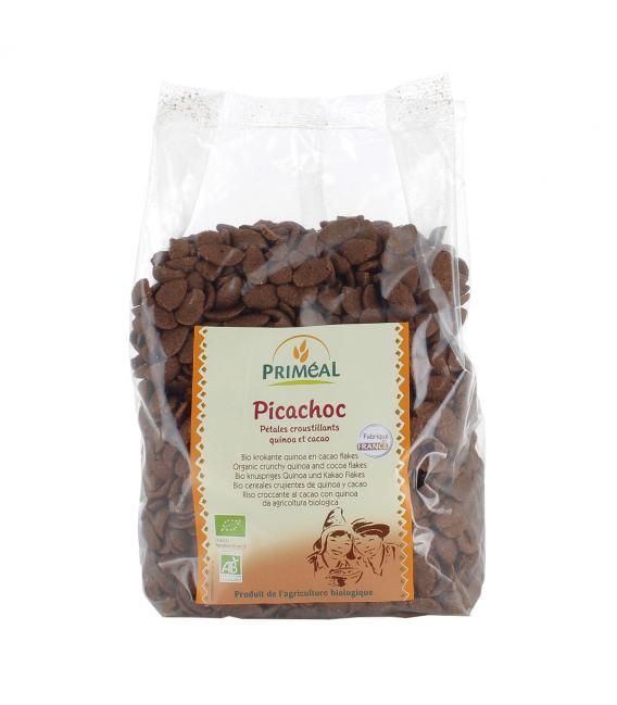 Picachoc bio - Céréales à base de quinoa et cacao