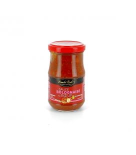 Sauce bolognaise au bœuf bio