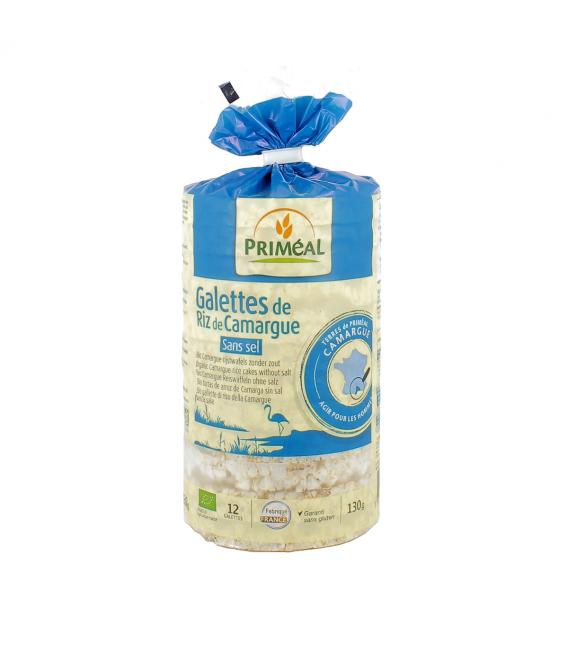 Galettes de Riz de Camargue bio & sans gluten