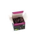 Tuiles au chocolat noir et éclats de noisettes bio & équitable