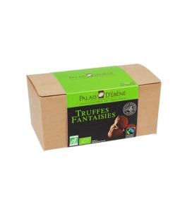 Ballotin de truffes au chocolat bio & équitable
