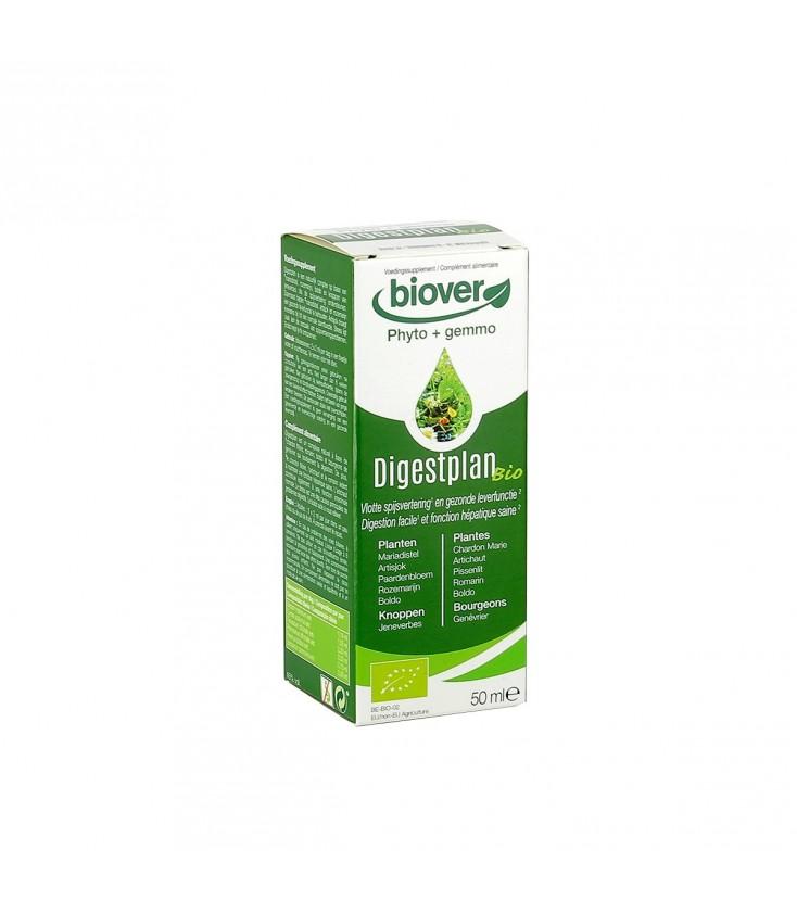 BIOVER - Complément alimentaire Digestplan bio
