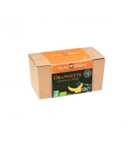 Ballotin d'Orangettes Chocolat Noir bio & équitable