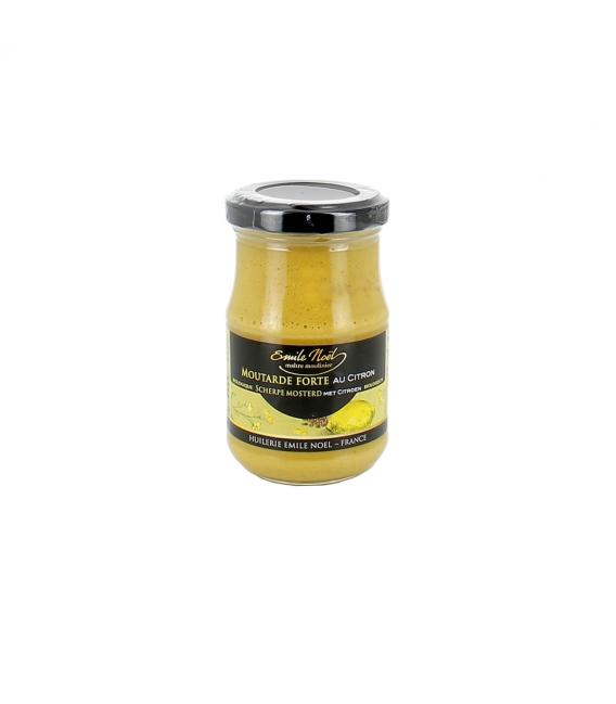 Moutarde forte de Dijon bio