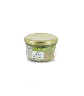 Escargotine poivre vert bio