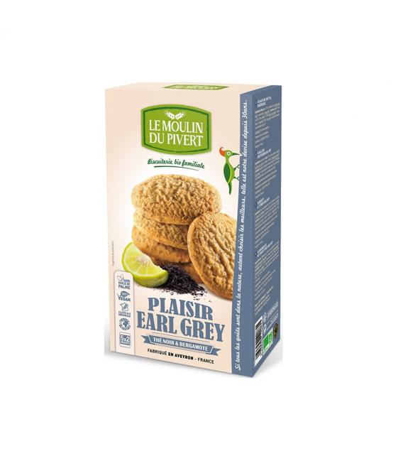 Biscuits Plaisir Agrumes Citron et Orange confits bio & équitable