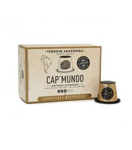 DATE DÉPASSÉE - Capsules de Café ARAPONGA (équilibré) x10