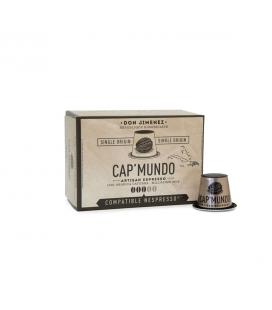 DATE PROCHE - Capsules de café DON JIMENEZ (Expresso) x10