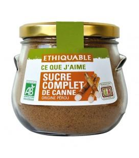 Sucrier sucre complet de canne bio & équitable