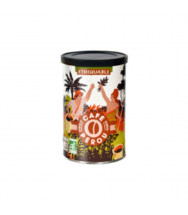 Boite de café Pérou MOULU bio & équitable