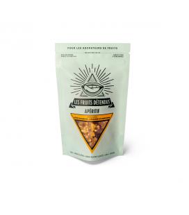 DATE DÉPASSÉE - Crackers mûre blanche et amande bio, cru & vegan