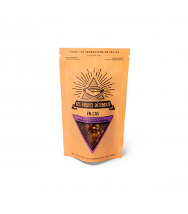 En-cas abricot - raisin de Corinthe bio, cru & vegan