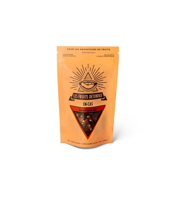 En-cas datte - cacao bio, cru & vegan