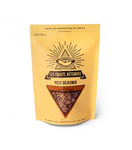 Granola cacao - cajou bio, cru & vegan