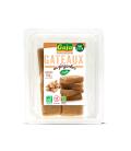 Gâteau au gingembre sans gluten, vegan & bio