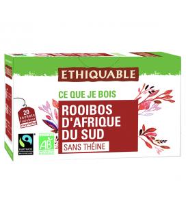Rooibos d'Afrique du Sud bio & équitable