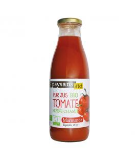 DATE PROCHE - Pur jus de tomate de Marmande bio & équitable