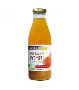 Pur jus de tomate de Marmande bio & équitable