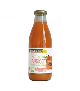 Nectar d'Abricot rouge du Roussillon bio & équitable