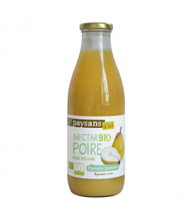 Nectar de Poire Williams bio & équitable