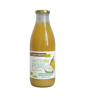 Nectar de poire Williams des Pyrénées Orientales bio & équitable