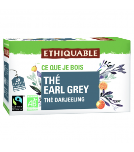 Thé Earl Grey bio & équitable