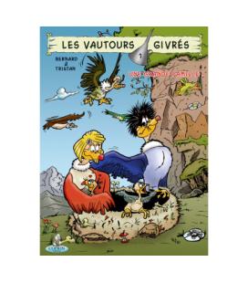 Les vautours givrés - Vol. 1 (BD)