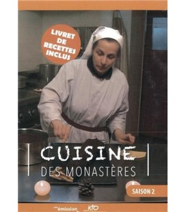 DVD - Cuisine des monastères