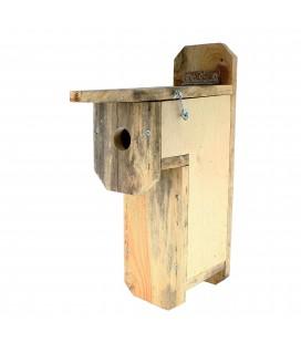 Nichoir, nid pour oiseaux type mésange