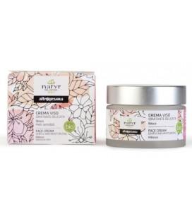 PROMO - Crème soin du visage bio à l'hibiscus