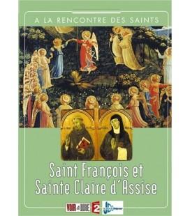 Saint Francois et sainte Claire d'Assise