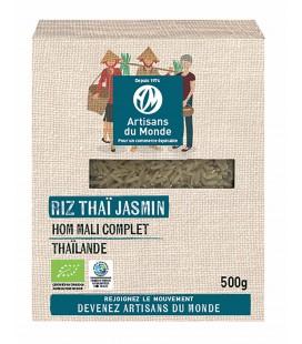 Riz Thaï Jasmin Complet HOM MALI bio et équitable